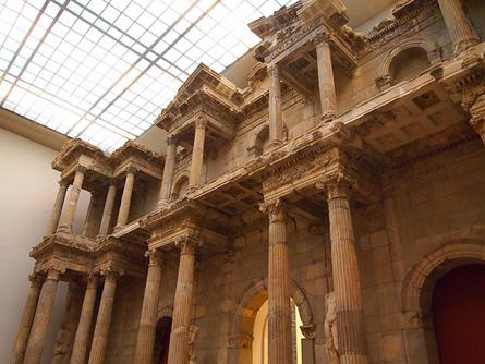 Museo di pergamo pergamon museum berlino - Porta di mileto ...