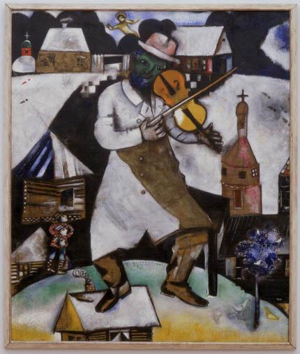Amsterdam-Museo Stedelijk di Amsterdam Chagall Doesburg