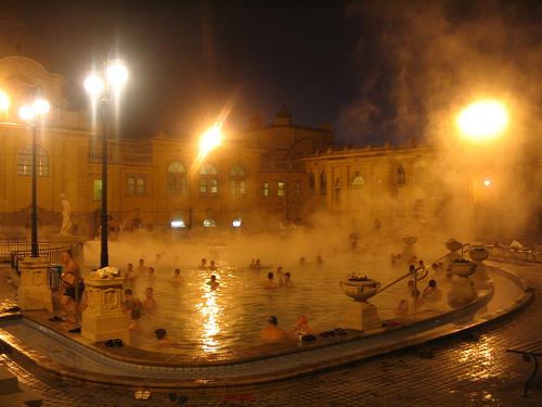 Terme Budapest